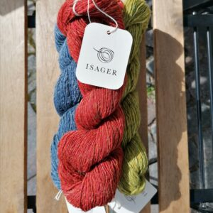 Isager tweed garn
