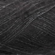 Isager Silk mohair farve 60 Aubergine