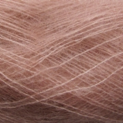 Isager Silk mohair farve 62 rosa