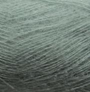 Isager Silk mohair farve 67 lys grøn