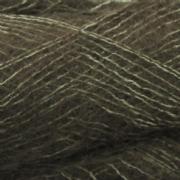 Isager Silk mohair farve 68 mos grøn